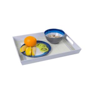 Antisklimatte hvit 30 x 150 cm eksempel